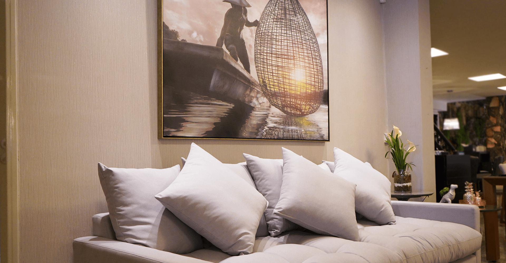 Francisco Victor  – Sofá | Cenário Móveis - A loja mais completa em móveis finos e de luxo em Goiânia e Brasília